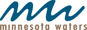Logo for Minnesota Waters organization