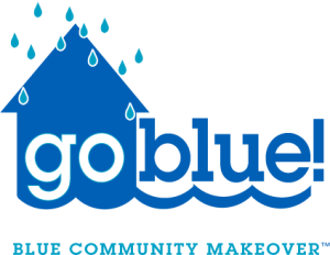 Blue Community Makeover for Water Quality logo